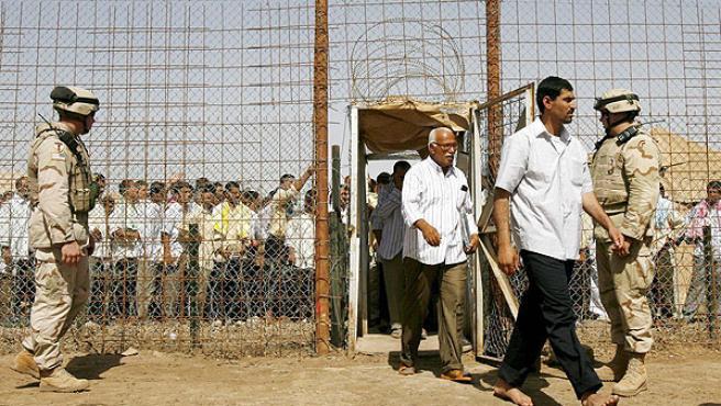 La prisión de Abu Ghraib en una imagen de archivo.