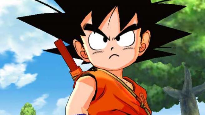 El Dragon Ball de Wii se centrará en la infancia de Goku.