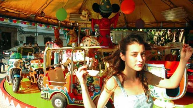Lourdes Hernández es Russian Red. FOTO: ACTÚA COMUNICACIÓN.
