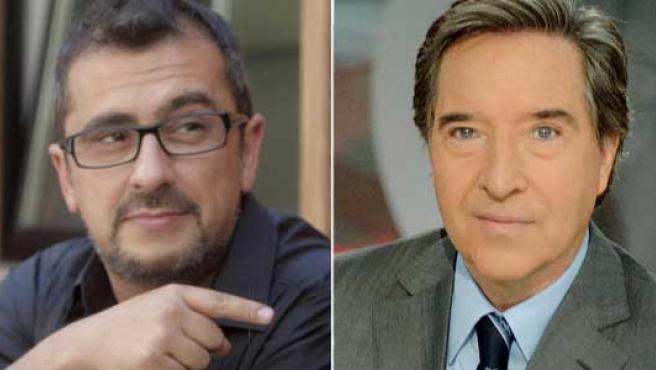 Andreu Buenafuente e Iñaki Gabilondo.