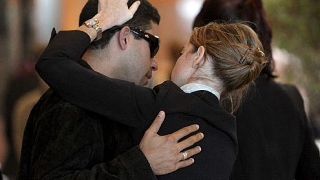 Parientes y amigos de las víctimas del vuelo de Air France desaparecido en el Atlántico permanecen hospedados en un hotel de Río de Janeiro.