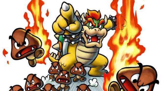 Mario & Luigi: Bowser's Inside Story.