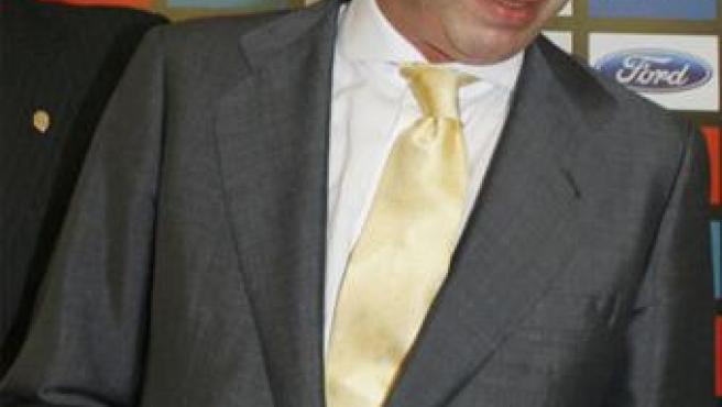 Vicente Soriano, ex presidente del Valencia.