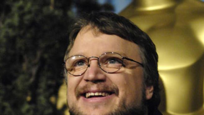El director mexicano Guillermo del Toro.