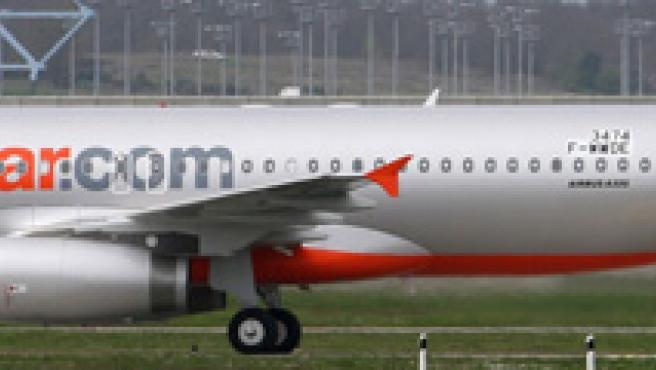 Un Airbus A330-200 de la compañía australiana Jetstar.