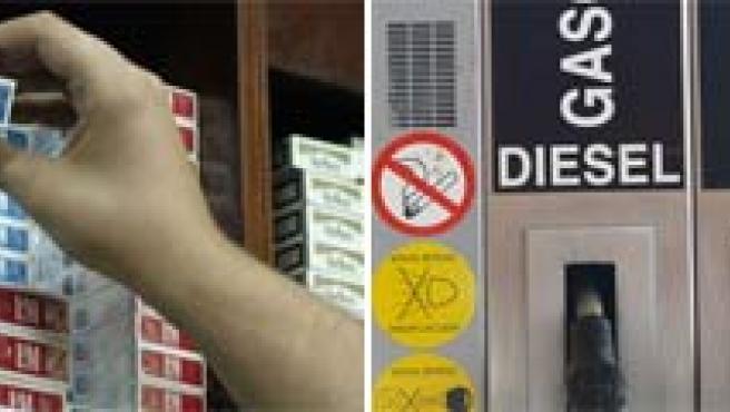"""""""La marca más vendida de tabaco"""" pasa de los 3,10 euros por cajetilla a 3,29 euros tras esta subida."""
