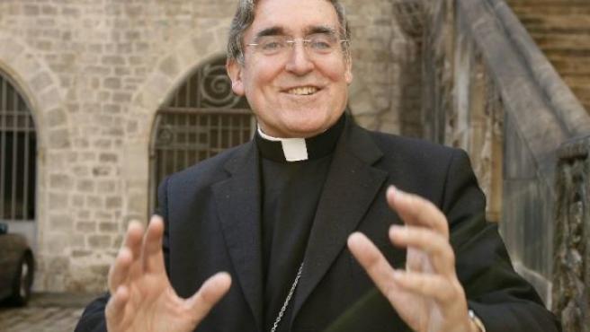 El arzobispo de Barcelona, Luis Martínez Sistach (EFE).