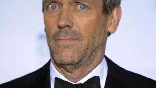 Hugh Laurie es el doctor House.