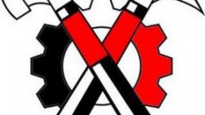Los dos martillos de carpintero cruzados son el símbolo del grupo neonazi Hammerskin.