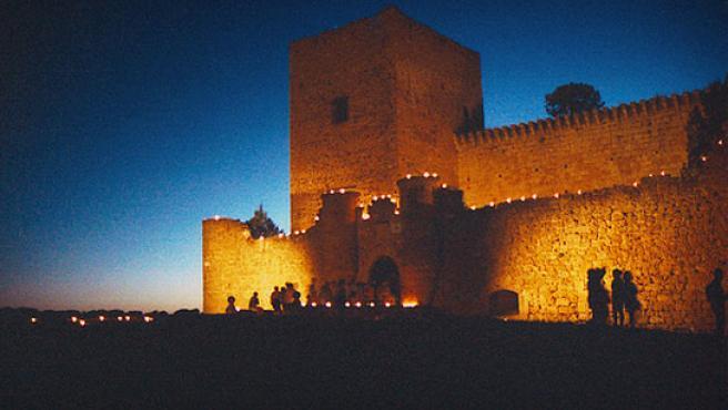 Castillo de Pedraza, Segovia.