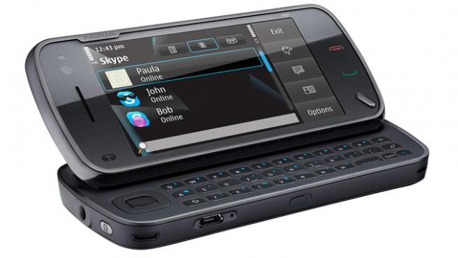 El Nokia 97 será el primer dispositivo de la compañía en incluir Skype.
