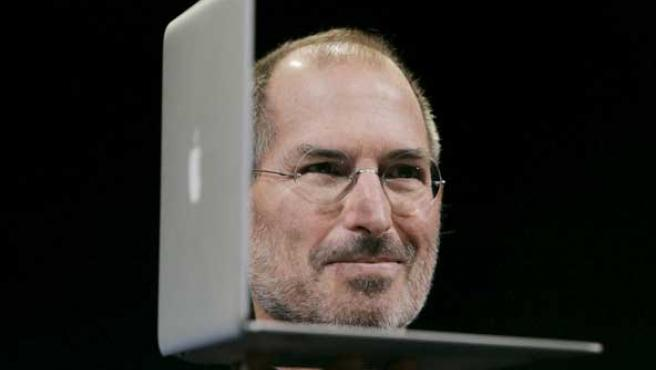 Steve Jobs en una de sus últimas apariciones públicas.