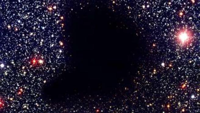 Imagen de la nube molecular Barnard 68.