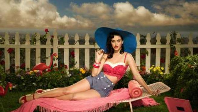 La californiana Katy Perry.