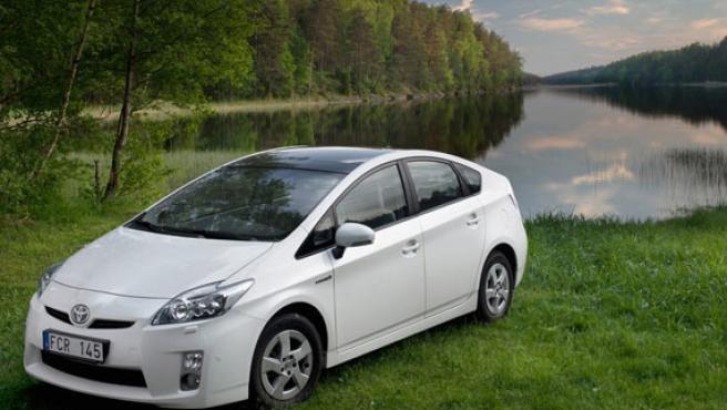 Nueva generación del Toyota Prius