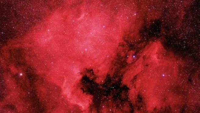 Las nebulosas de Norteamérica y del Pelícano