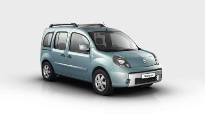 Renault Kangoo Combi All Road.