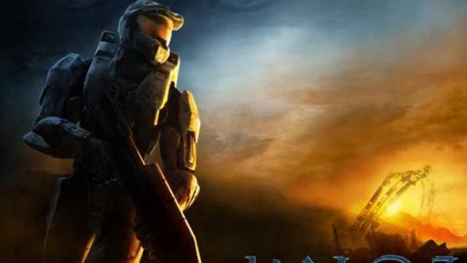 Cartel promocional de Halo: Reach.