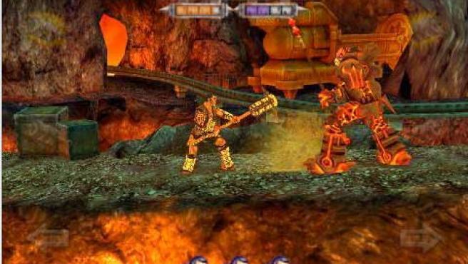 Imagen del videojuego Kroll.