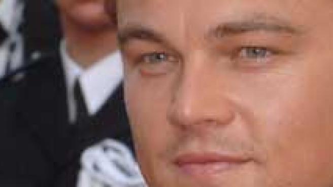 El actor Leonardo di Caprio sufrió cortes en la oreja y el cuello a consecuencia de la agresión de Aretha Wilson.