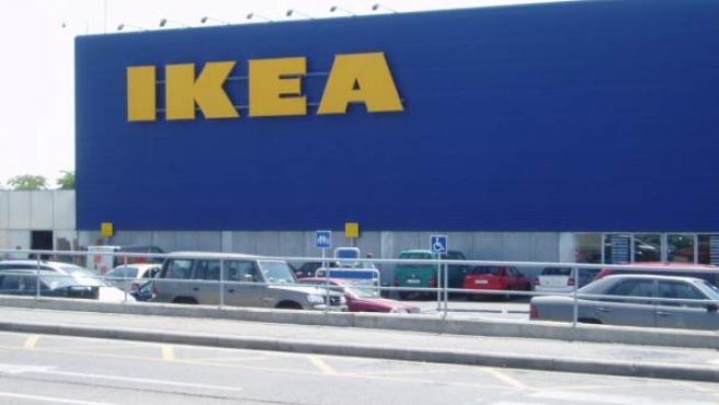 Una de las tiendas de Ikea en Madrid.