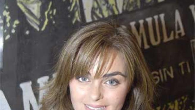 Carmen Morales, la primogénita de 'Junior'.