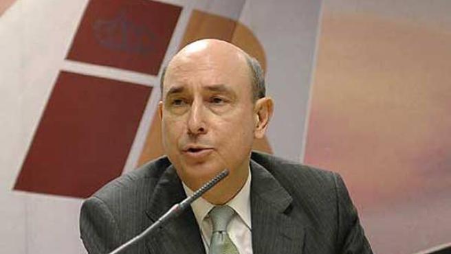 Fernando Conte (en la imagen) será sustituido por Antonio Vázquez.