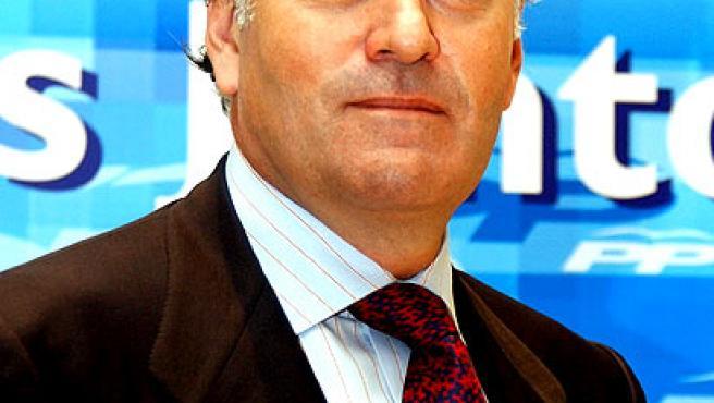 El tesorero del PP, Luis Bárcenas, en una imagen de archivo. (EFE)