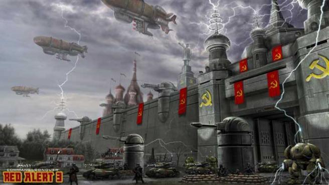 Ilustración de Command & Conquer 3.