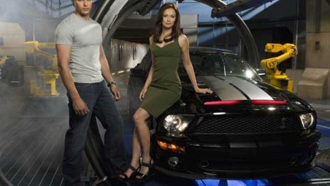 El remake de 'El coche fantástico' se estrena con éxito.