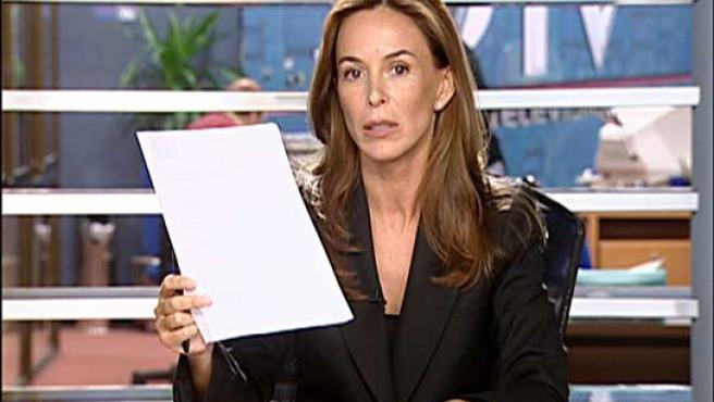 Lydia Bosch en una imagen de la serie 'Motivos Personales'.