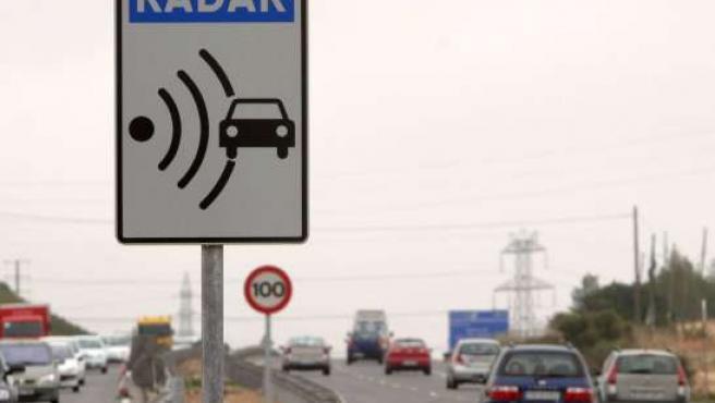 Aragón cuenta con 34 radares fijos.