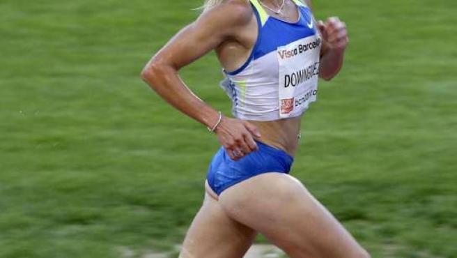 Marta Domínguez, en una imagen de archivo.