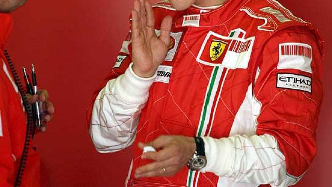 Michael Schumacher, en una foto de archivo.