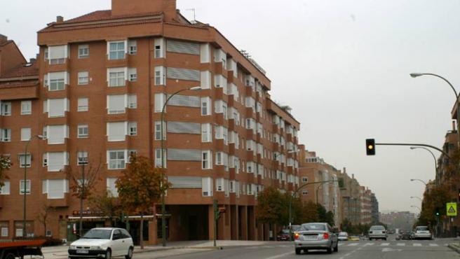 Una vivienda de reciente construcción de Las Rozas (Madrid).