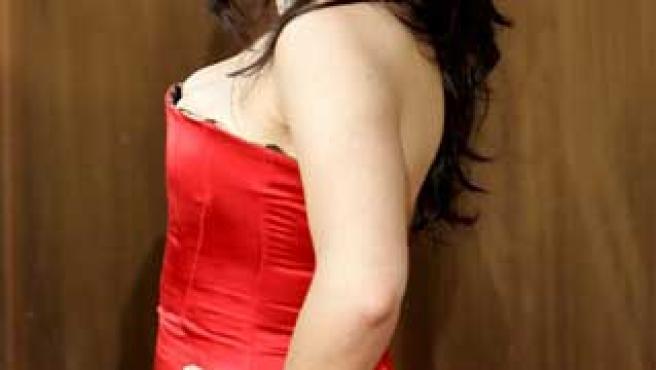 La actriz mexicana Sara Ramírez.