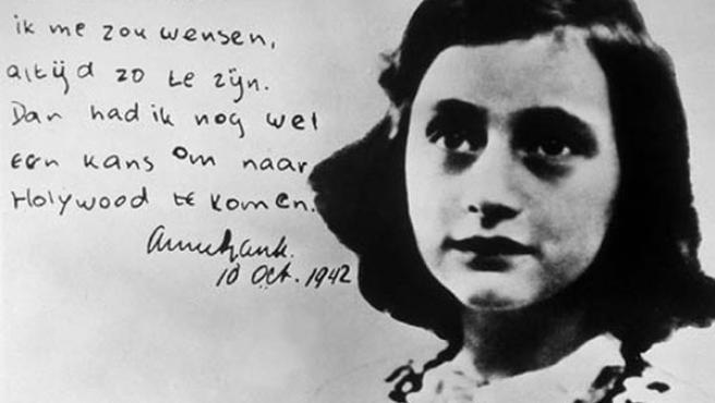 Ana Frank murió a los 15 años en un campo de concentración nazi.