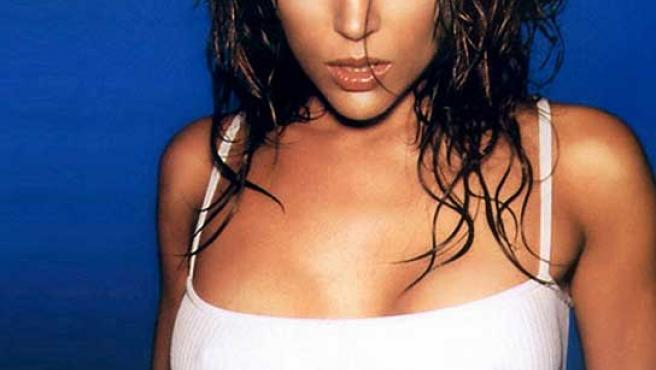 Una imagen de la actriz Alyssa Milano.