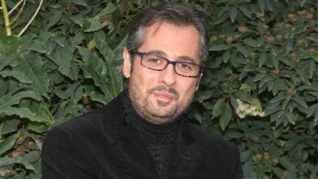 El presentador Ximo Rovira.