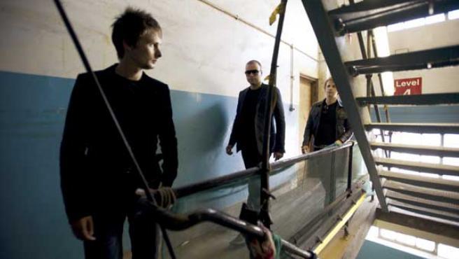 El grupo británico Muse.