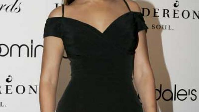 La cantante y actriz Beyoncé Knowles.