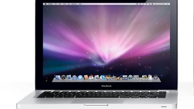 Uno de los nuevos portátiles de Apple.