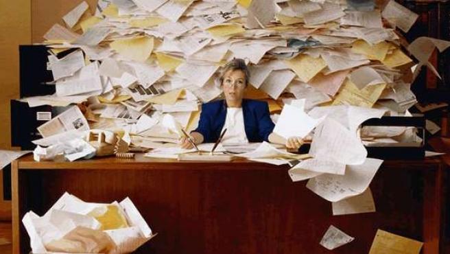 La falta de trabajo en periodos de crisis genera más tiempo de ocio y reducción del estrés.