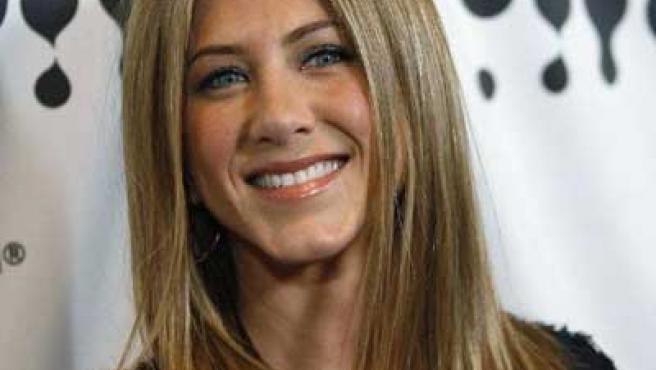 La actriz Jennifer Aniston.