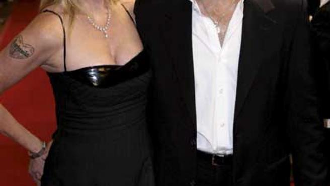 Antonio Banderas y Melanie Griffith tienen una hija de 12 años, Estela del Carmen.