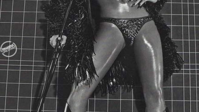 Rihanna para Vogue.
