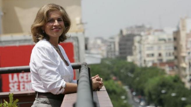 Ana Botella, en una imagen de archivo.