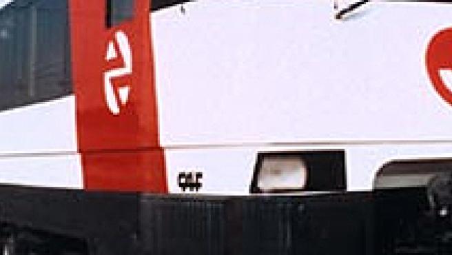 Imagen de un tren de Cercanías. (ARCHIVO)