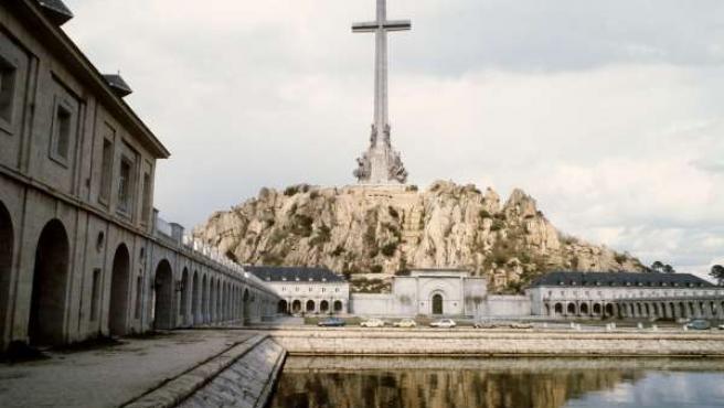 El Valle de los Caídos, en Madrid, en una imagen de archivo.