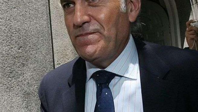 El ex tesorero del Partido Popular, Luis Bárcenas.